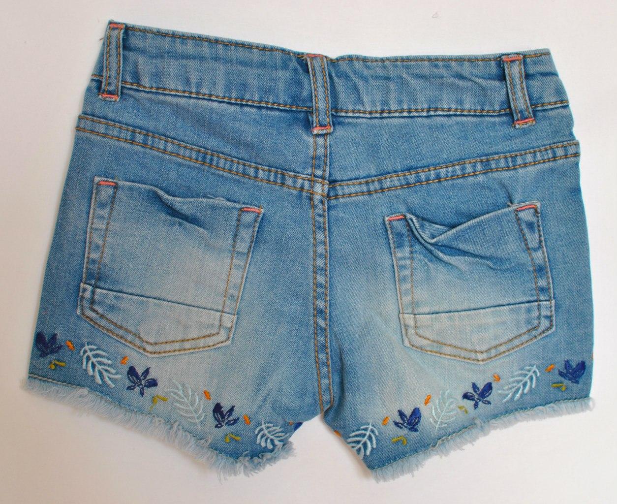 Фото 2: Модные шорты Zara для девочек