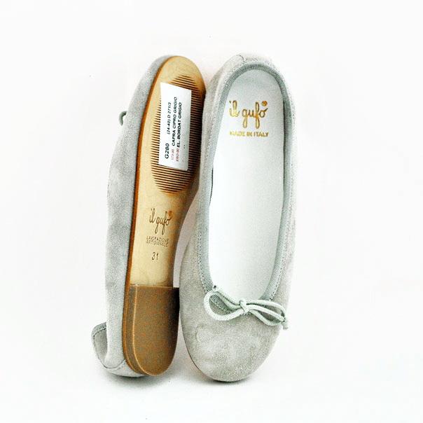 Фото 3: Туфли для девочек il gufo цвета циркон