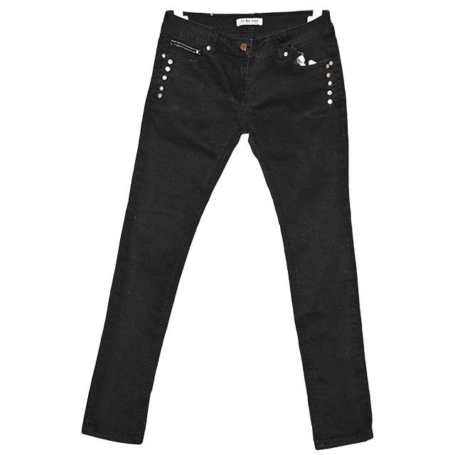 Фото 1: Зауженные джинсы для девочек TO BE TOO