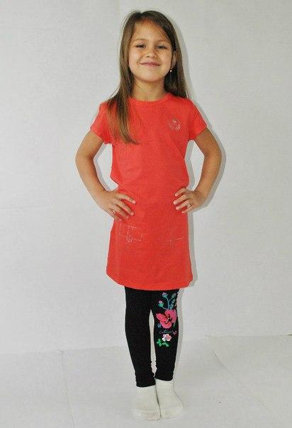 Фото 3: Красное детское платье Little Mark Jacobs