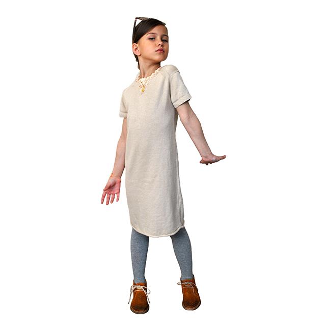 очень нежное и нарядное платье Chloe украшенное паетками. Фотография 4