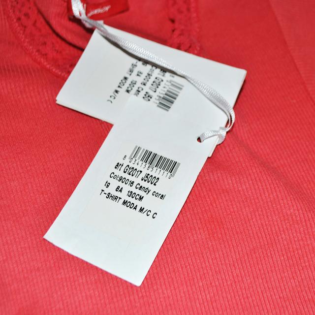 Фото 4: Красная футболка LIU-JO