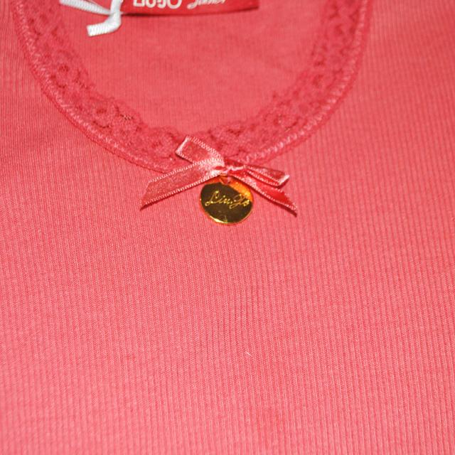 Фото 3: Красная футболка LIU-JO