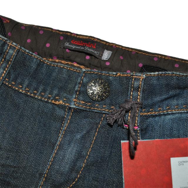 Фото 6: Классические джинсы Джинсы Catimini