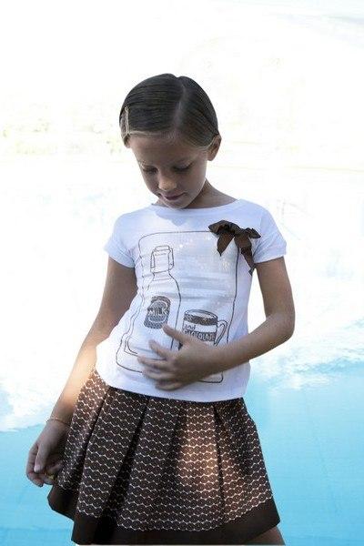 детская юбка Mimisol