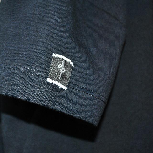 Фото 4: Черная футболка Cesare Paciotti