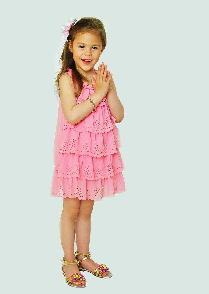 Фото 4: Нарядное платье DKNY
