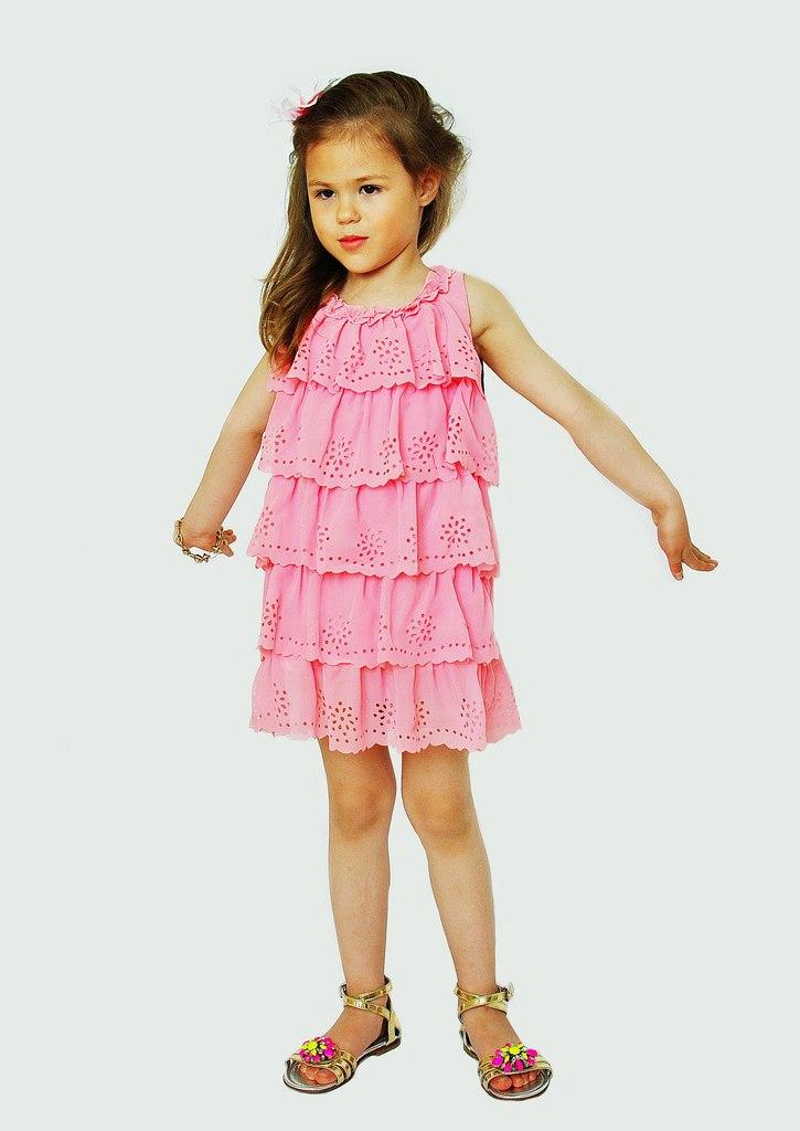 Фото 5: Нарядное платье DKNY
