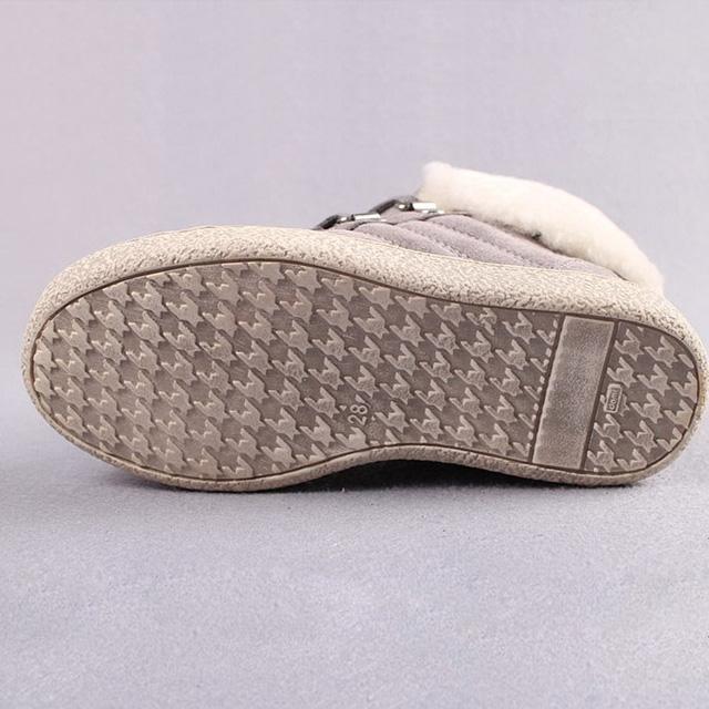 Фото 4: Утепленные кроссовки Naturino