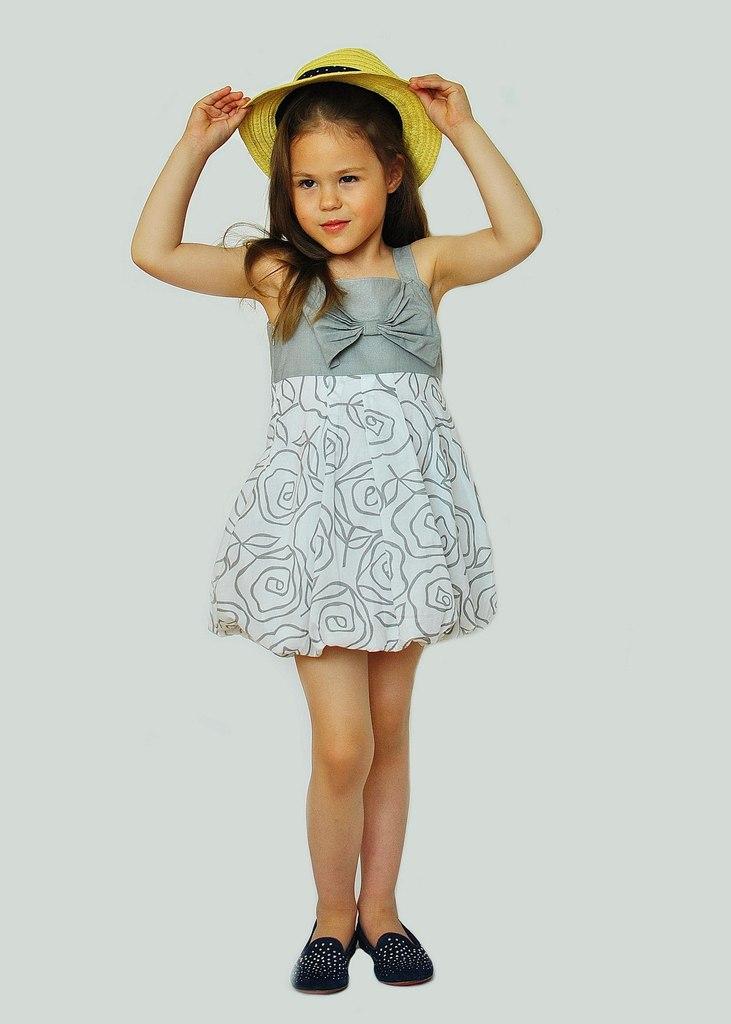 Фото 4: Детский сарафан GUESS