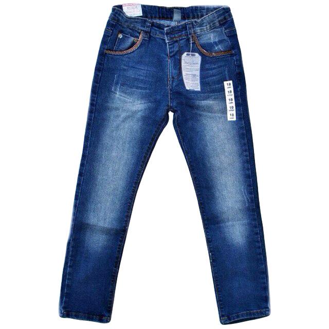 Фото 1: Классические джинсы Zara для девочек