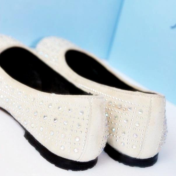 Фото 2: Туфли для девочек Simonetta украшены стразами