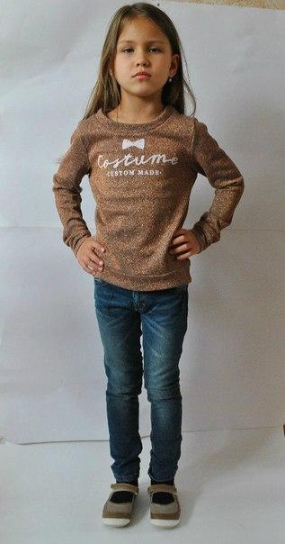 Фото 2: Детская футболка с длинным рукавом CKS