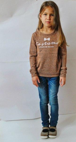 Фото 3: Детская футболка с длинным рукавом CKS