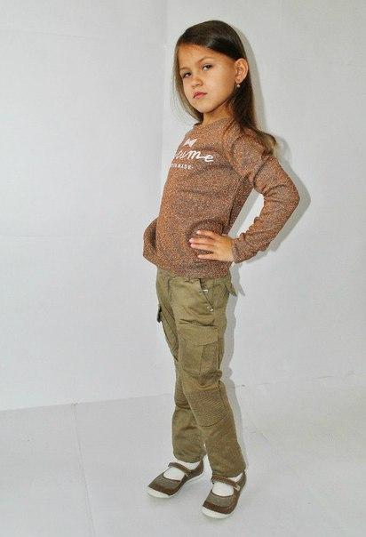 Фото 4: Детская футболка с длинным рукавом CKS