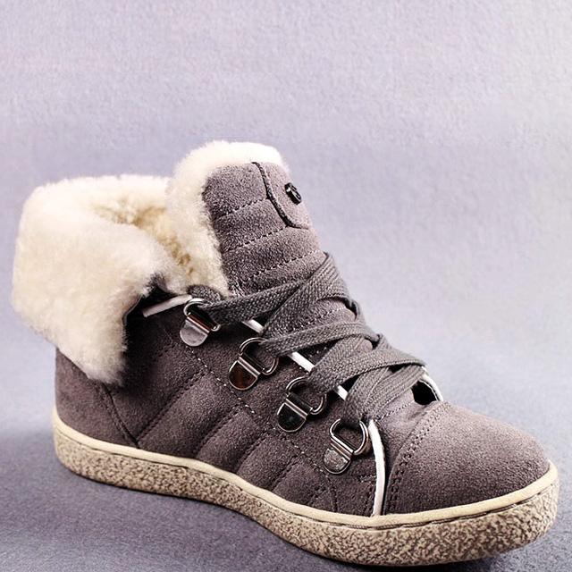 Фото 3: Утепленные кроссовки Naturino