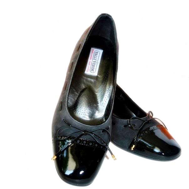Кожаные туфли темно серого/черного цвета. Картинка 5