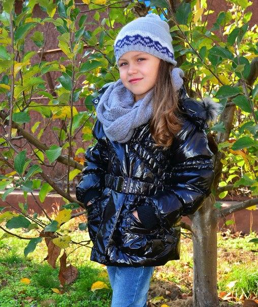 Фото 2: Модный серый шарф Gaialuna