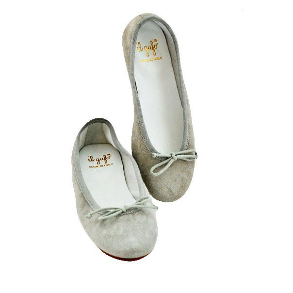 Фото 5: Туфли для девочек il gufo цвета циркон