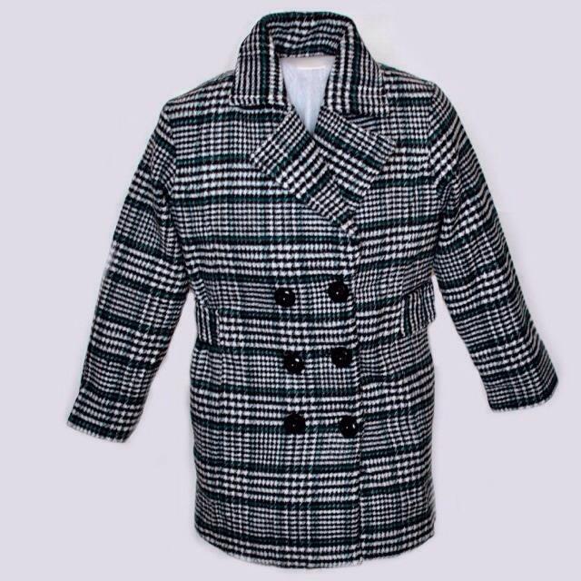 Фото 2: Классическое пальто Ativo для девочек