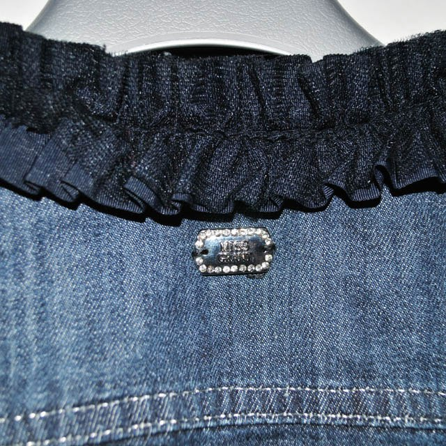 Фото 4: Пиджак джинсовый Miss Grant