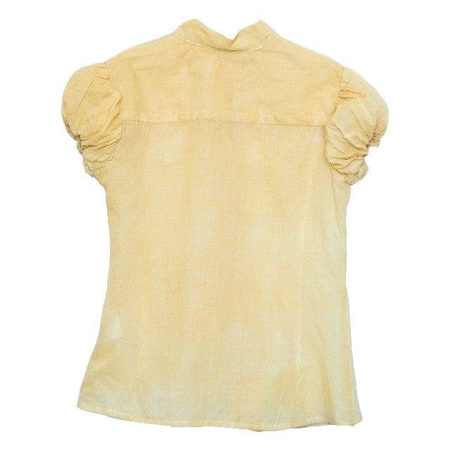 Фото 2: Нарядная блуза Laura Biagiotti для девочек