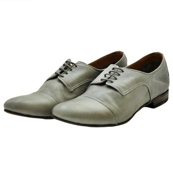 Классические туфли выполнены из натуральной кожи, подошва кожаная. Картинка: 2