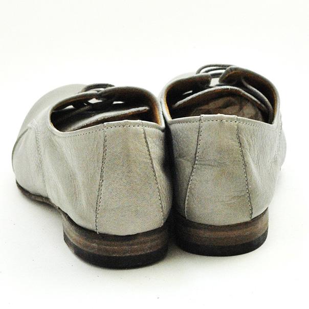 Классические туфли выполнены из натуральной кожи, подошва кожаная. Картинка: 3