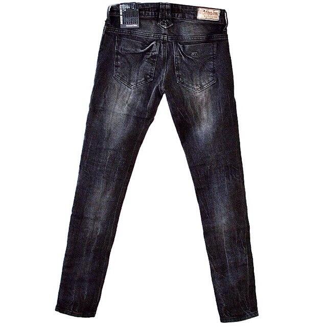 Фото 2: Черные джинсы miss sixty для девочек