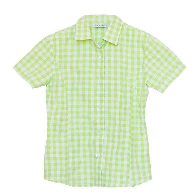 Фото 1: Рубашка GF FERRE в клеточку