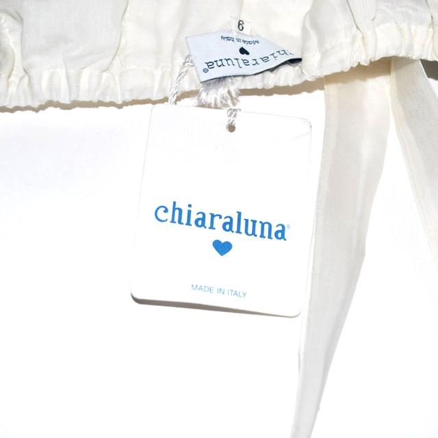 Фото 3: Качественный чепец Chiaraluna для малышей