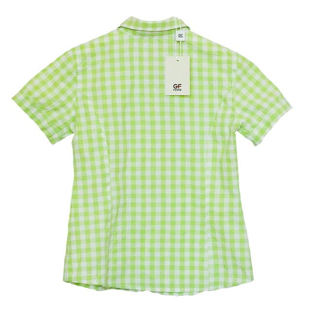 Фото 2: Рубашка GF FERRE в клеточку