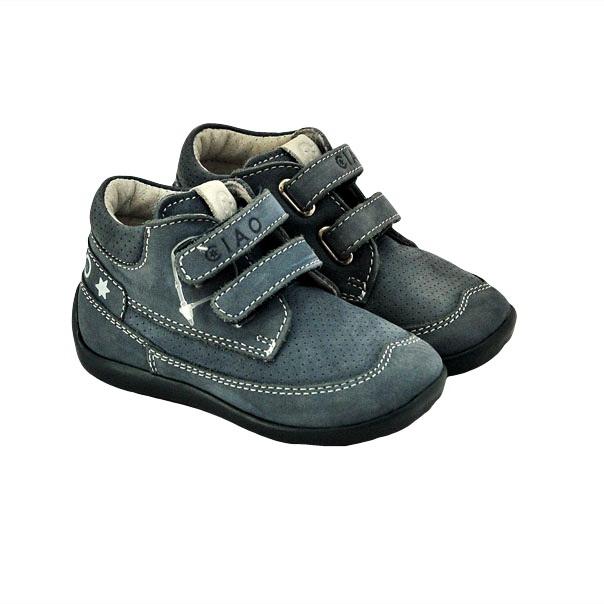 Фото 2: Качественные ботинки для детей Ciao bimbi на липучках