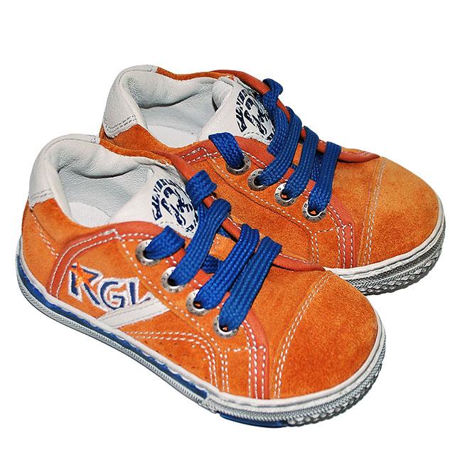 Фото 1: Итальянские кроссовки Romagnoli для детей