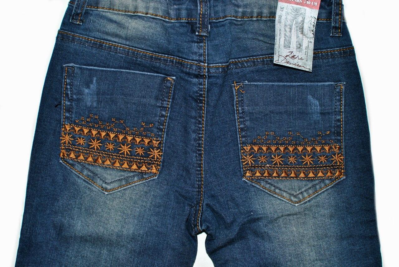 Фото 4: Классические джинсы Zara для девочек