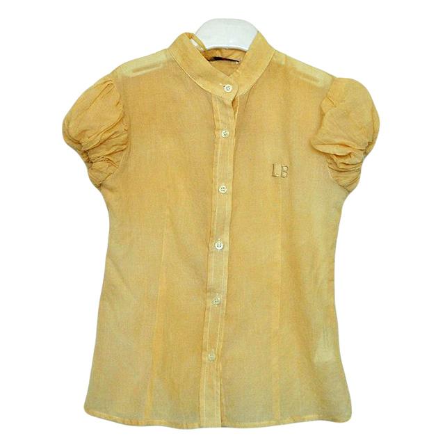 Фото 1: Нарядная блуза Laura Biagiotti для девочек