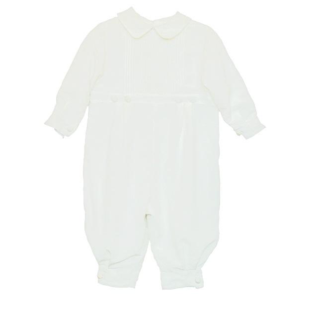 Фото 2: Белоснежный костюм для малышей Aletta