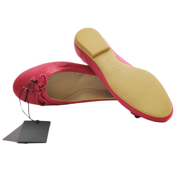 Фирменные балетки идеальное решение для лета. Состав текстиль, цвет фуксия. Картинка: 4