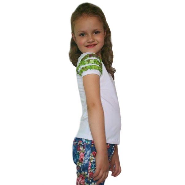 Фото 5: детская футболка Futurino