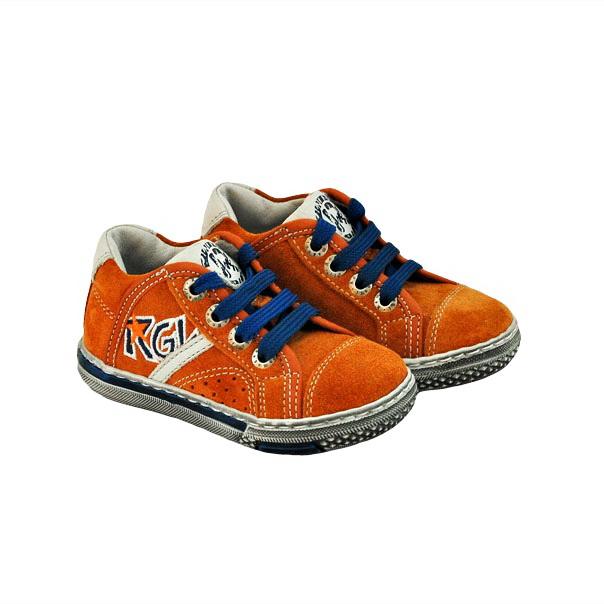 Фото 5: Итальянские кроссовки Romagnoli для детей