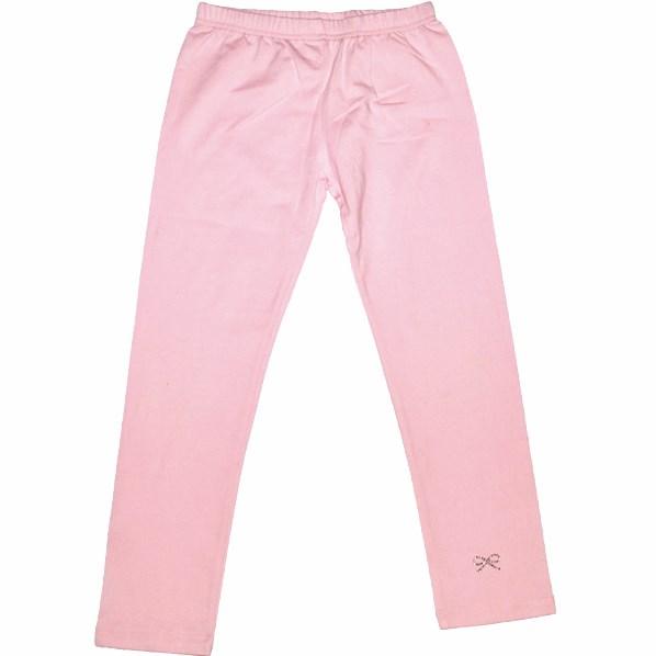 Фото 1: Легинсы Repetto нежно - розовые для девочек