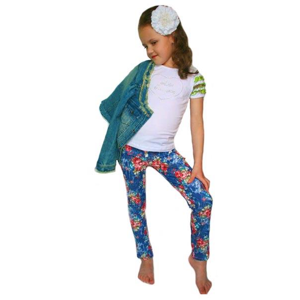 Фото 6: Пиджак джинсовый Guess для девочки
