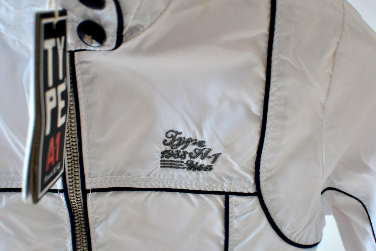 Фото 2: Модная куртка Type A-1 для мальчиков