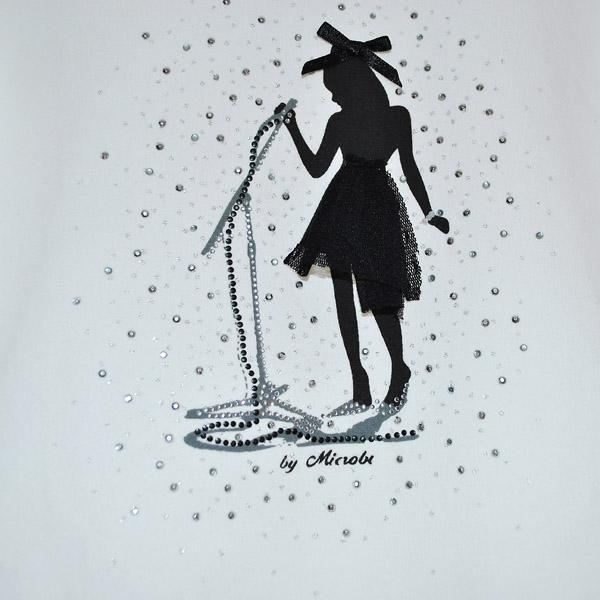 Фото 3: Модная футболка Microbe с рисунком