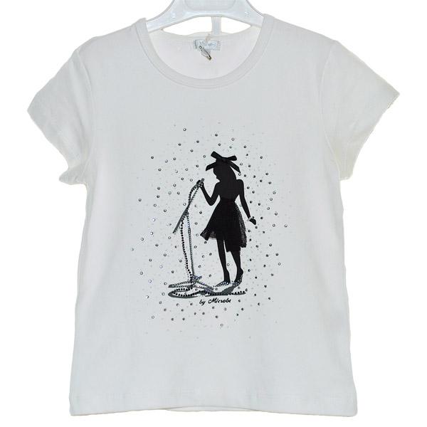 Фото 1: Модная футболка Miss Grant с рисунком