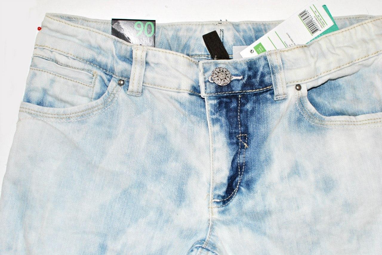 Фото 3: Классические джинсы Benetton для девочек