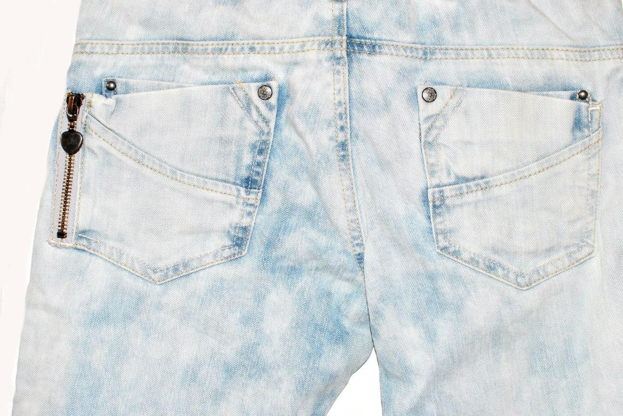 Фото 4: Классические джинсы Benetton для девочек