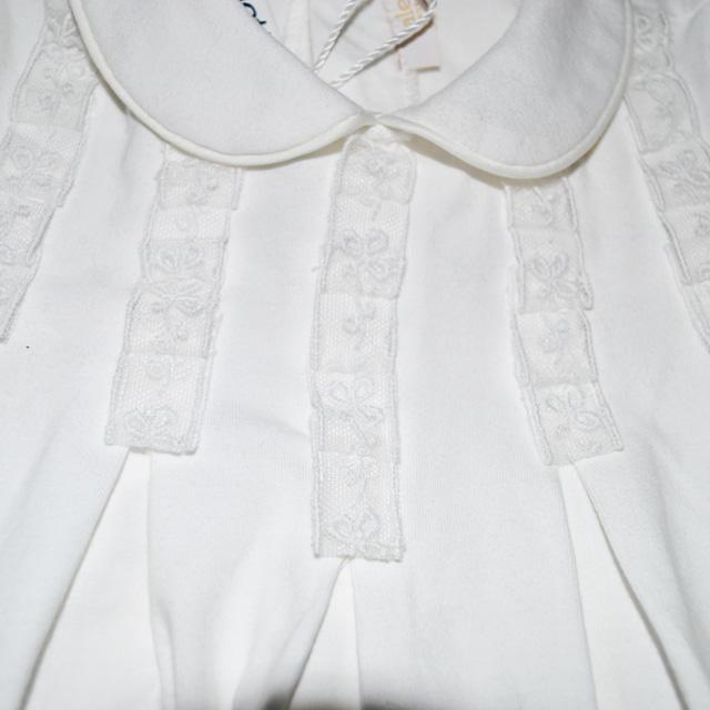 Фото 3: Белое платье для детей 3 мес.