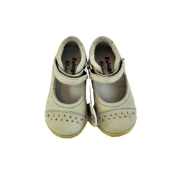 Фото 2: Кожаные детские туфли Naturino