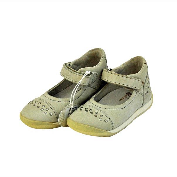 Фото 3: Кожаные детские туфли Naturino